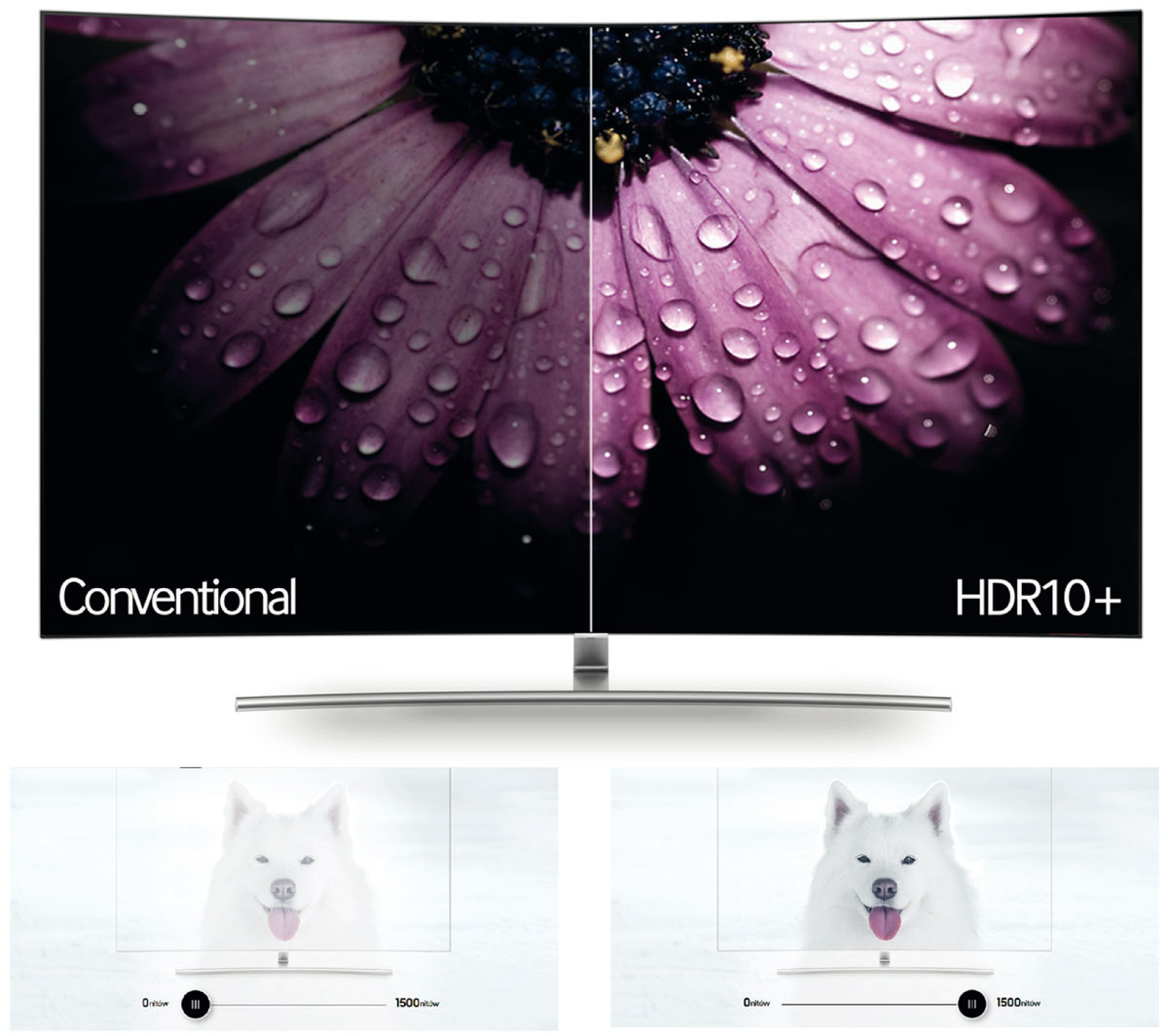 Standardy TV HDR 2