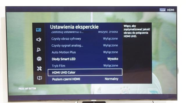 Telewizory SUHD UE55KS7000 i UE65KS7500