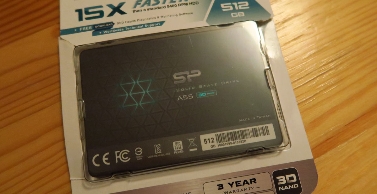 Dysk SSD ACE A55 512 GB 3