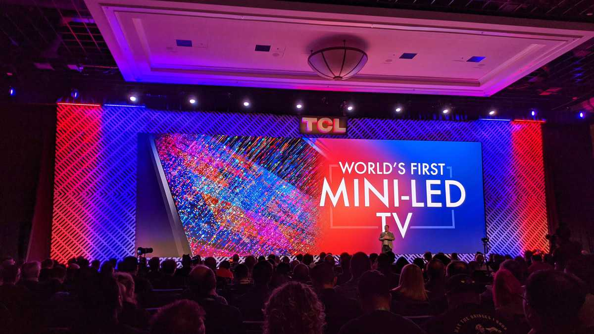 TCL inwestuje w Mini-LED
