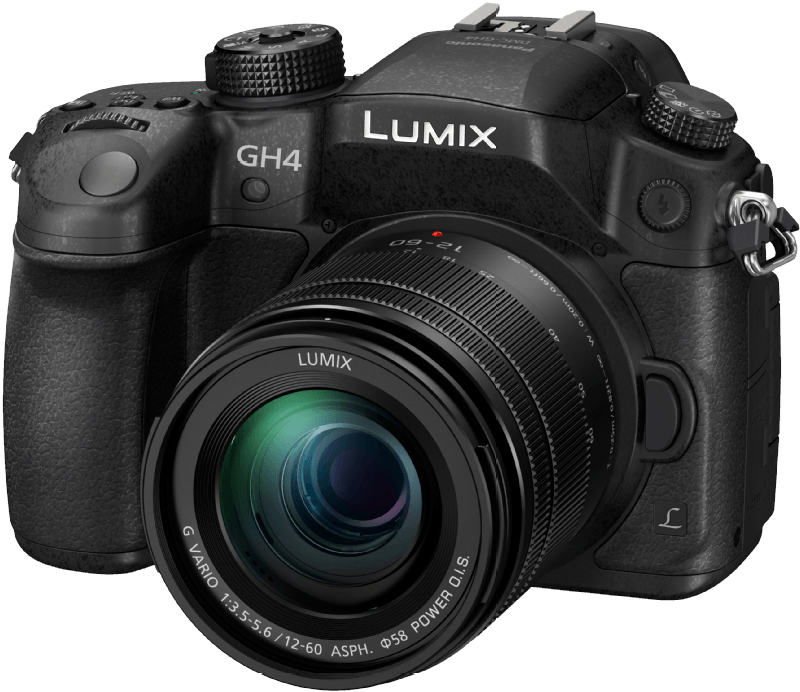 Lumix DMC-GH4M
