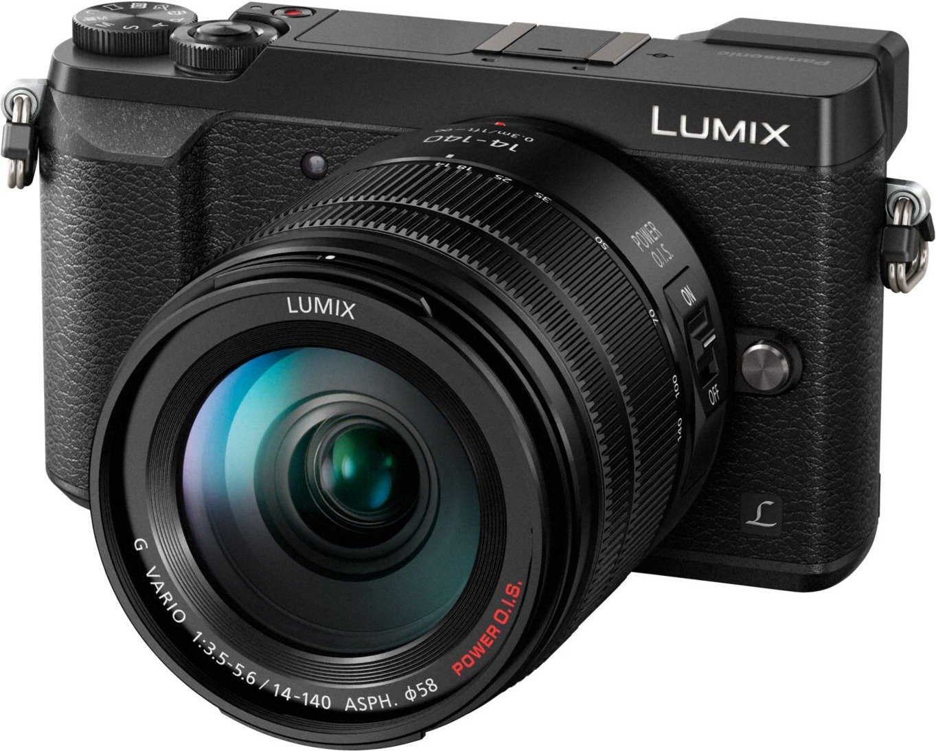 Lumix DMC-GX80H